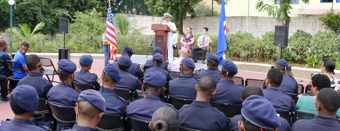 Embassy Praia honors Veterans